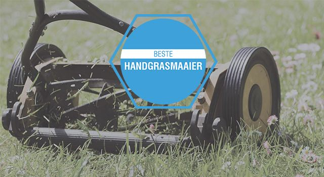 beste handgrasmaaier volgens maaimachine.nl