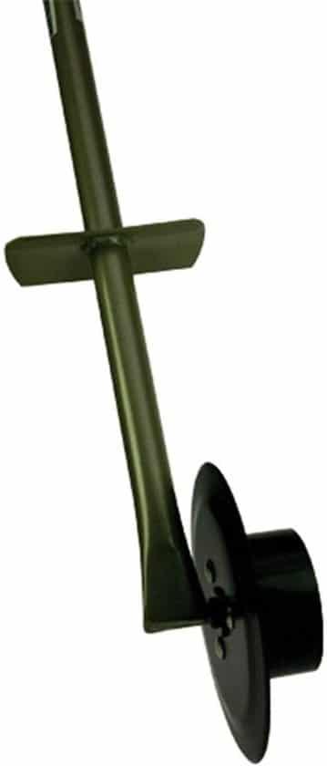 Graskantsteker Op Wiel Met Steel 100cm - Maaimachine.NL
