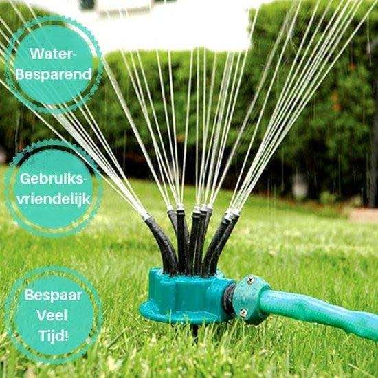 Premium Multifunctional Sprinkler - Maaimachine.nl